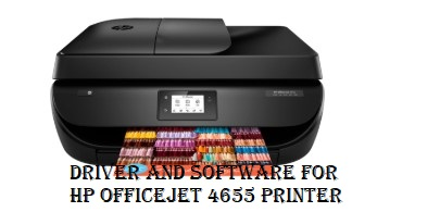 HP OfficeJet 4655 Full Driver and Software