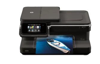 HP Photosmart 7510 Printer Driver and Software