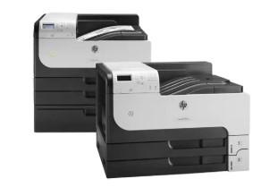 HP LaserJet Enterprise 700 M712 Printer Driver and Software
