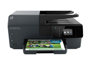 HP Officejet Pro 6830 Drivers, Software, and Manual