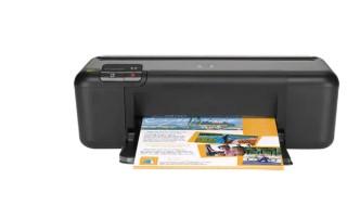HP Deskjet D2663 Printer Driver and Software