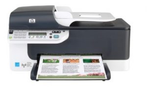 HP Officejet J4660 Drivers and Software