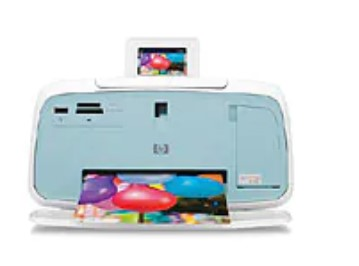 HP Photosmart A532 Drivers and Software