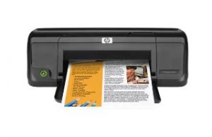 HP Deskjet D1668 Driver and Software