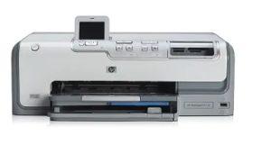 HP Photosmart D7168 Driver