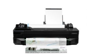 HP DesignJet T120 Driver and Software