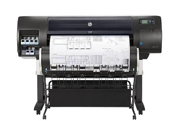 HP DesignJet T7200 Driver and Software