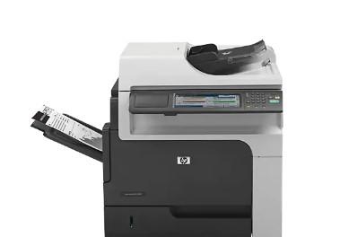 HP LaserJet Enterprise M4555 Driver and Software