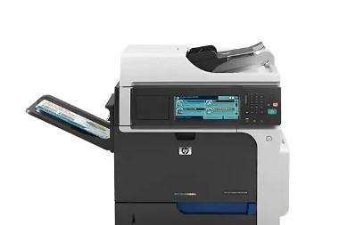 HP Color LaserJet Enterprise CM4540 Driver