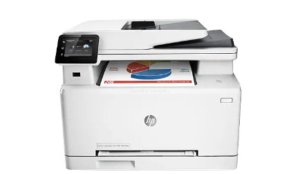 HP Color LaserJet Pro MFP M277dw Driver For Windows and Macintosh